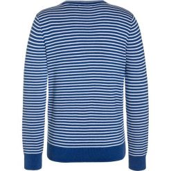 Swetry chłopięce: Polo Ralph Lauren STRIPE  Sweter dockside blue heather