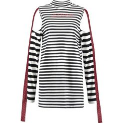 Sukienki hiszpanki: Jaded London Sukienka z dżerseju black/white