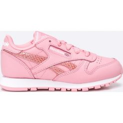 Buty sportowe dziewczęce: Reebok – Buty dziecięce CL Leather Spring