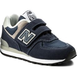 Trampki chłopięce: Sneakersy NEW BALANCE – YV574GV Granatowy