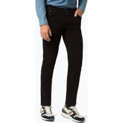 BRAX - Jeansy męskie – Chuck, czarny. Niebieskie jeansy męskie marki OLYMP SIGNATURE, m, paisley. Za 499,95 zł.