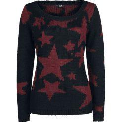 RED by EMP Living In The Storm Bluza damska czarny/ciemnoczerwony. Czarne bluzy damskie RED by EMP, xl. Za 184,90 zł.