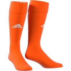 Skarpetogetry piłkarskie: Adidas Getry piłkarskie Santos 18 pomarańczowe r. 31-33 (CV8105)