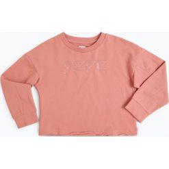 Pepe Jeans - Dziewczęca bluza nierozpinana – Valeria, różowy. Czerwone bluzy dziewczęce rozpinane Pepe Jeans, z jeansu. Za 229,95 zł.