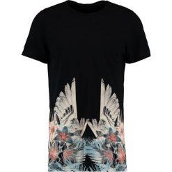 T-shirty męskie z nadrukiem: Religion TROPICAL Tshirt z nadrukiem black