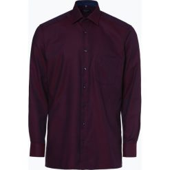 Andrew James - Koszula męska niewymagająca prasowania, czerwony. Czerwone koszule męskie non-iron marki Andrew James, m, z bawełny. Za 129,95 zł.