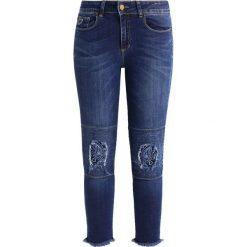 LOIS Jeans Jeans Skinny Fit blue denim. Niebieskie jeansy damskie marki LOIS Jeans, z bawełny. W wyprzedaży za 301,95 zł.