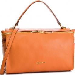 Torebka COCCINELLE - DHA Atsuko E1 DHA 18 01 01 Flash Orange R12. Brązowe torebki klasyczne damskie Coccinelle, ze skóry. Za 1549,90 zł.