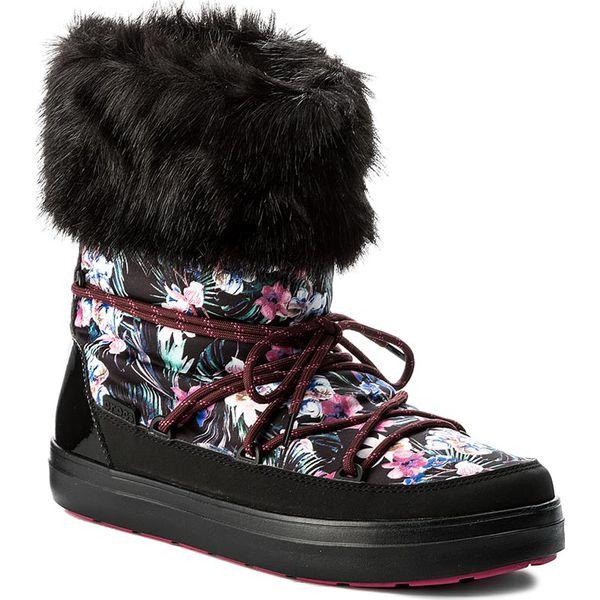 klasyczny szalona cena Cena hurtowa Śniegowce CROCS - Lodgepoint Graphic Lace Boot 204791 ...