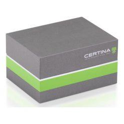 PROMOCJA ZEGAREK CERTINA DS 2 Gent Precidrive C024.410.16.031.21. Szare zegarki męskie CERTINA, ze stali. W wyprzedaży za 1399,20 zł.