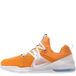 Nike Performance ZOOM TRAIN COMMAND Obuwie treningowe monarch/white/blue force/orange pulse/signal blue. Brązowe buty sportowe męskie marki N/A, w kolorowe wzory. Za 499,00 zł.