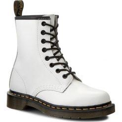 Buty zimowe damskie: Glany DR. MARTENS – 1460 10072100 White