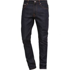 Nudie Jeans LEAN DEAN Jeansy Slim Fit dry japan selvage. Czarne jeansy męskie relaxed fit Nudie Jeans. Za 839,00 zł.