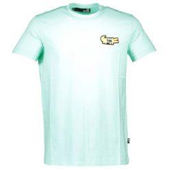 T-shirty męskie: T-shirt w kolorze jasnozielonym
