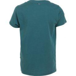 T-shirty chłopięce z nadrukiem: Napapijri SEY  Tshirt z nadrukiem dark green