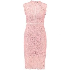Sukienki hiszpanki: Bardot PANEL DRESS Sukienka etui pastel
