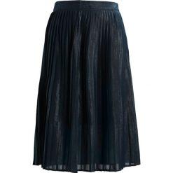 Spódniczki trapezowe: White Stuff EDIE PLEAT SHIMMER SKIRT Spódnica trapezowa dark blue