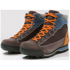 Buty trekkingowe męskie: Aku SLOPE MICRO GTX Buty trekkingowe brown/orange