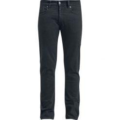 Dickies Rhode Island Jeansy czarny. Szare jeansy męskie z dziurami marki Dickies, z bawełny. Za 199,90 zł.