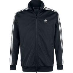 Adidas Franz Beckenbauer Tracktop Bluza dresowa czarny/biały. Białe bluzy dresowe męskie Adidas, s, z aplikacjami. Za 244,90 zł.