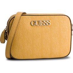 Torebka GUESS - Kamryn HWSH6 691120 Marigold. Żółte listonoszki damskie Guess, z aplikacjami, ze skóry ekologicznej, bez dodatków. Za 399,00 zł.