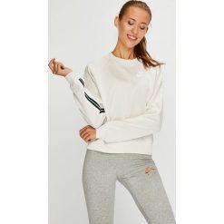 Nike Sportswear - Bluza. Szare bluzy damskie Nike Sportswear, l, z bawełny, bez kaptura. Za 219,90 zł.