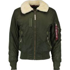 Alpha Industries INJECTOR III Kurtka Bomber dark green. Czerwone kurtki męskie bomber marki Reserved, l. Za 839,00 zł.