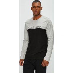 Calvin Klein Underwear - Longsleeve piżamowy. Szare piżamy męskie marki Calvin Klein Underwear, s, z bawełny. Za 149,90 zł.