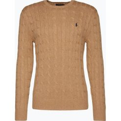 Swetry klasyczne męskie: Polo Ralph Lauren – Sweter męski, beżowy