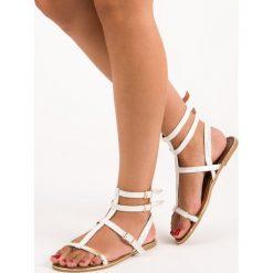 Białe sandały vices Vices białe. Białe sandały damskie vices. Za 49,90 zł.