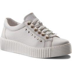 Sneakersy damskie: Sneakersy LASOCKI - WI23-PIETRA-11 Biały