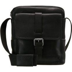 Strellson TURNHAM Torba na ramię black. Czarne torby na ramię męskie Strellson, na ramię, małe. Za 509,00 zł.