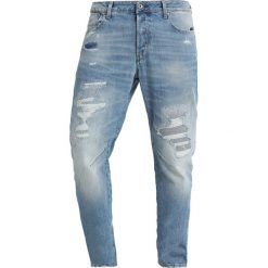 GStar ARC 3D RELAXED TAPERED Jeansy Relaxed Fit medium aged heavy restored 202. Niebieskie jeansy męskie relaxed fit G-Star. Za 659,00 zł.