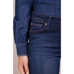 7 for all mankind THE ILLUSION LUXE  Jeans Skinny Fit starlight. Niebieskie jeansy damskie 7 for all mankind, z bawełny. Za 929,00 zł.