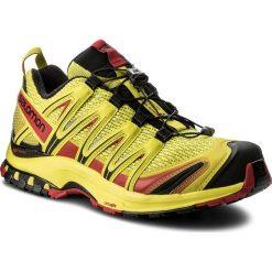 Buty sportowe męskie: Buty SALOMON – Xa Pro 3D 400806 30 V0 Sulphur Spring/Citronelle/Black
