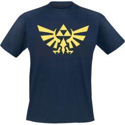T-shirty męskie: The Legend Of Zelda Hyrule T-Shirt niebieski