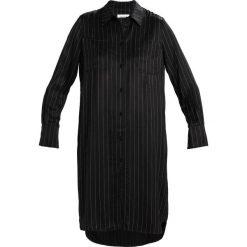 Sukienki hiszpanki: Samsøe & Samsøe BETTE SHIRT DRESS  Sukienka koszulowa black