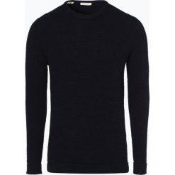 Selected - Sweter męski – Victor, niebieski. Niebieskie swetry klasyczne męskie Selected, m, z dzianiny. Za 229,95 zł.