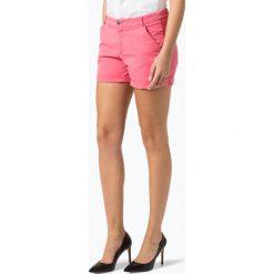 Odzież: BOSS Casual – Spodenki damskie – Sochily-D, różowy