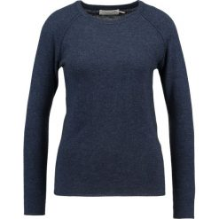 Swetry klasyczne damskie: Rosemunde PULLOVER Sweter dark navy melange