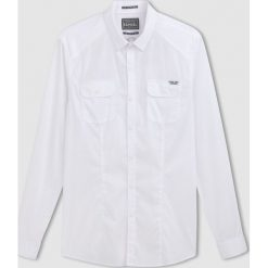 Koszule męskie na spinki: Koszula FARM