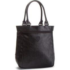 Torebka PUMA - Sf Ls Shopper 075184 01 Puma Black. Czarne shopper bag damskie Puma, ze skóry ekologicznej. W wyprzedaży za 289,00 zł.