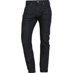 Edwin Jeansy Straight Leg rinsed blue denim. Niebieskie jeansy męskie regular Edwin. Za 549,00 zł.