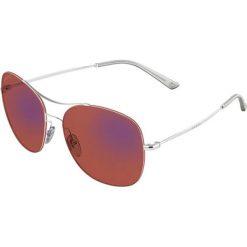"""Okulary przeciwsłoneczne damskie: Okulary przeciwsłoneczne """"GG4253/S"""" w kolorze srebrnym"""