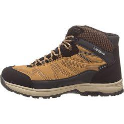 """Botki turystyczne """"Wright"""" w kolorze brązowym. Brązowe buty trekkingowe damskie Icepeak. W wyprzedaży za 151,95 zł."""