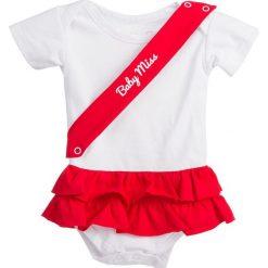 Baby Miss - Body - Rozmiar 68. Szare body niemowlęce marki Baby Gadgets. Za 55,43 zł.