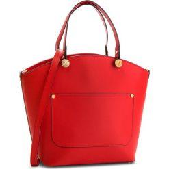 Torebka CREOLE - K10535 Czerwony. Czerwone torebki klasyczne damskie Creole, ze skóry, duże. W wyprzedaży za 229,00 zł.