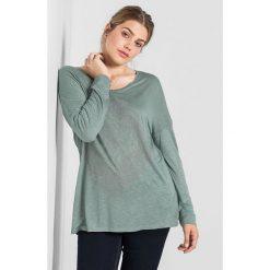 Bluzki, topy, tuniki: Koszulka w kolorze zielonym