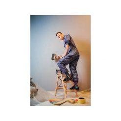 Malarskie - kolorowe skarpetki Spox Sox. Brązowe skarpetki męskie marki N/A, w kolorowe wzory. Za 20,00 zł.