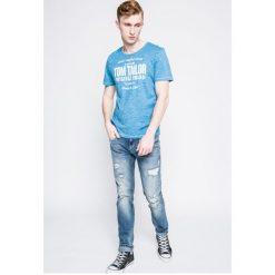 T-shirty męskie z nadrukiem: Tom Tailor Denim - T-shirt